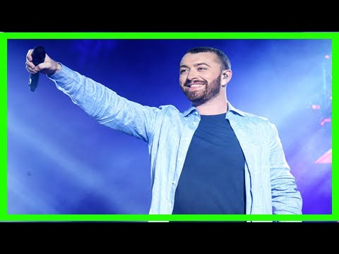Breaking News | Sam smith covers george michael's 'father figure' in bbc live lounge