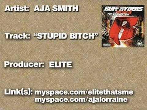 Aja - Stupid Bitch