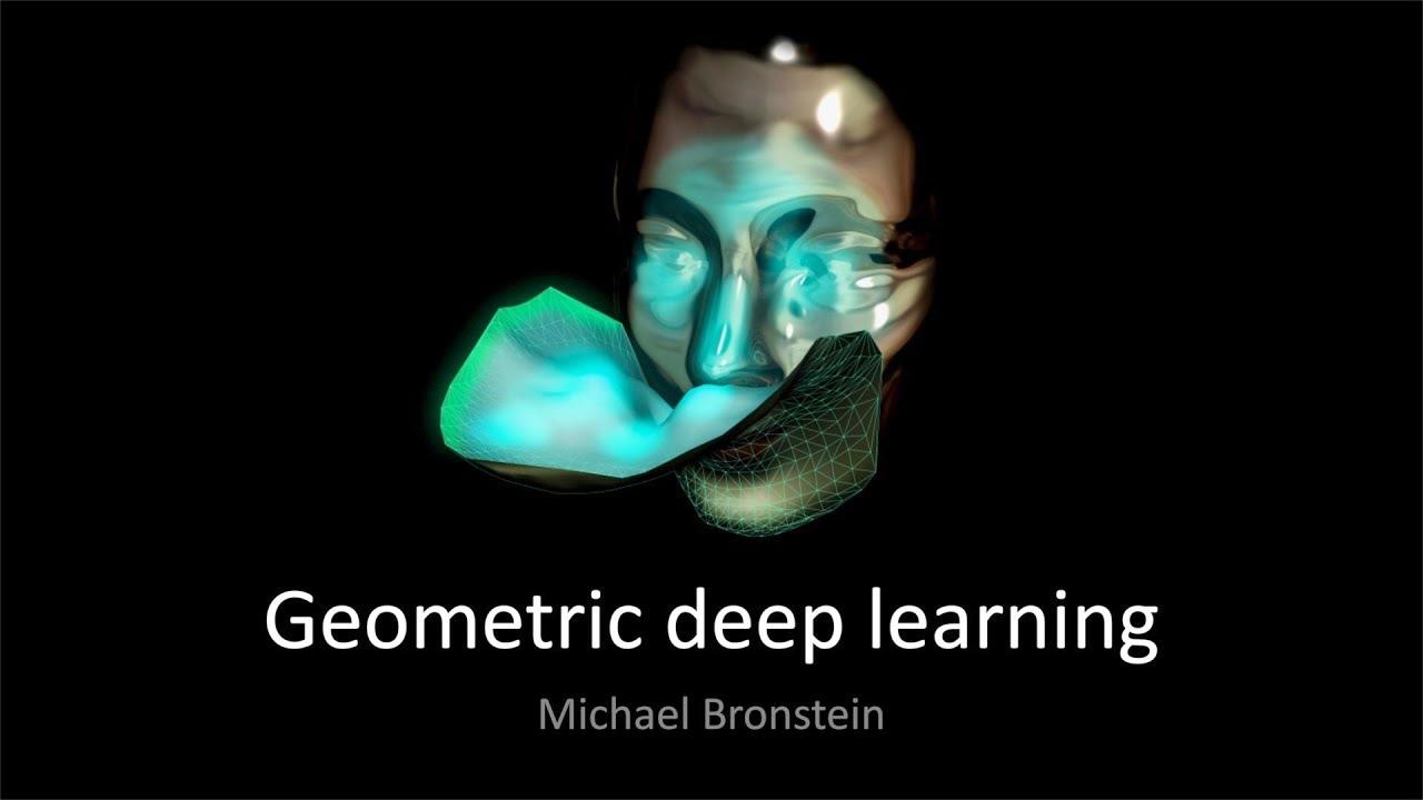 Geometric Deep Learning | Michael Bronstein || Radcliffe Institute