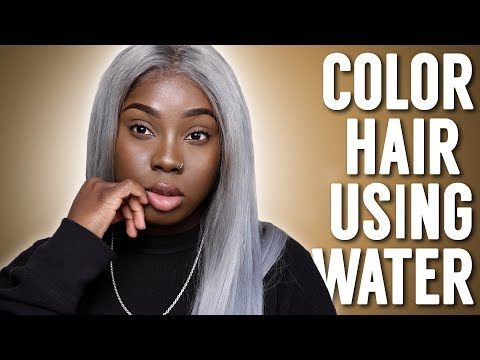 How to Color Hair at Home in 10min. (feat. MsBeautyHair Bundles)