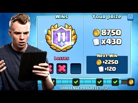 Clash Royale - SUDDEN DEATH! 11-3 or 12-2?