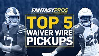 Week 7 Waiver Wire Pickups (2019 Fantasy Football)