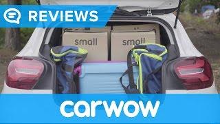 Mercedes A-Class 2017 Hatchback practicality review | Mat Watson Reviews