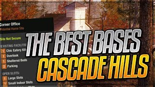 ALL HOME BASES IN STATE OF DECAY 2 CASCADE HILLS - THE BEST BASES IN CASCADE HILLS SOD2
