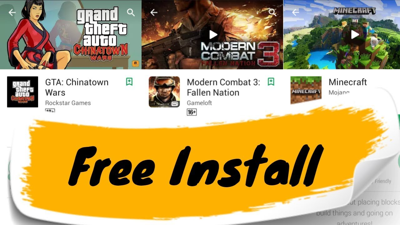 How To Install Paid Apps Games For Free On Android