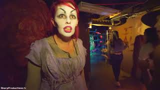 Soulmate 'Til Death Do Us Part Maze at Queen Mary's Dark Harbor