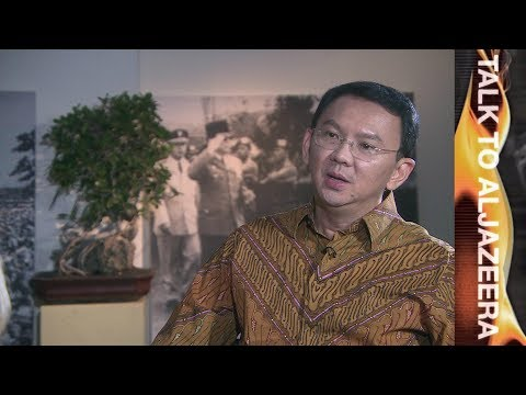 Talk to Al Jazeera - Ahok: Indonesia's religious tolerance on trial?