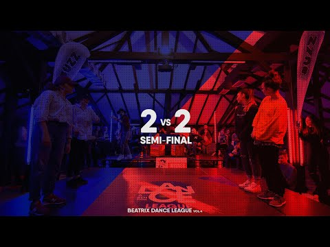 Beatrix Dance League - All Styles Battle 2 vs 2