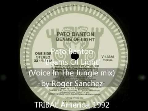 Pato Banton - Beams Of Light