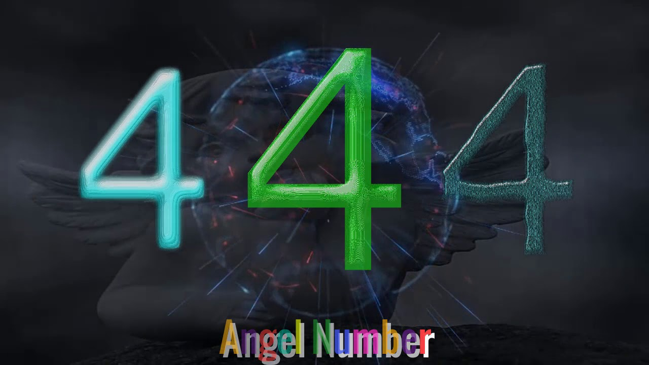 444 angel number – Meaning and Symbolism - Angel Numbers Meaning