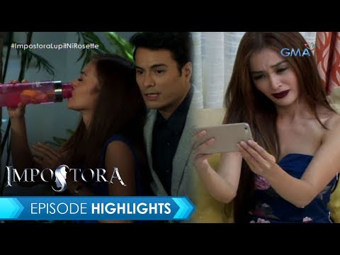 Impostora: Palpak na engagement party