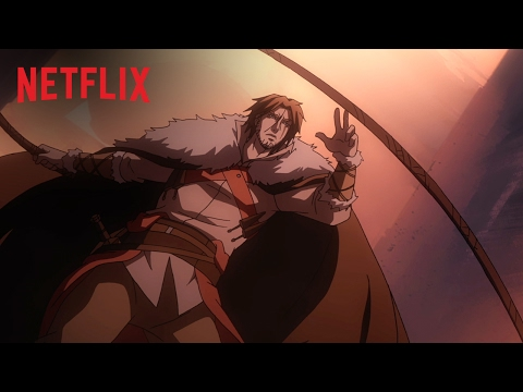 Castlevania - Teaser - Netflix