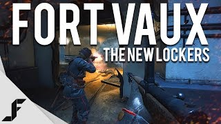 Repeat youtube video FORT VAUX -  Battlefield 1 - The new Lockers They Shall Not Pass Gameplay