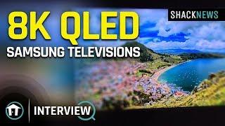Samsung's 8k QLED Televisons