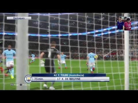Manchester City vs Beşiktaş - UEFA Champions League Virtual - Wanted Games