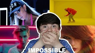TRY NOT TO SING ALONG CHALLENGE! *IMPOSSIBLE CHALLENGE*