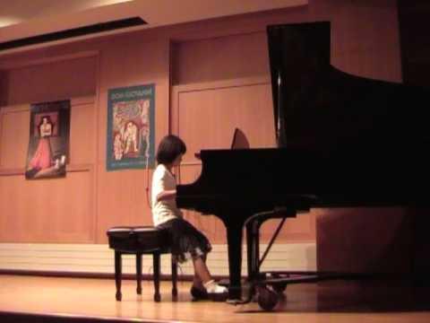 2009-6-6 Amy Piano