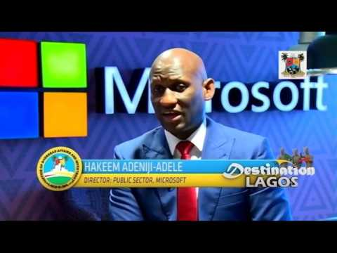 A focus on Lagos States ICT sector