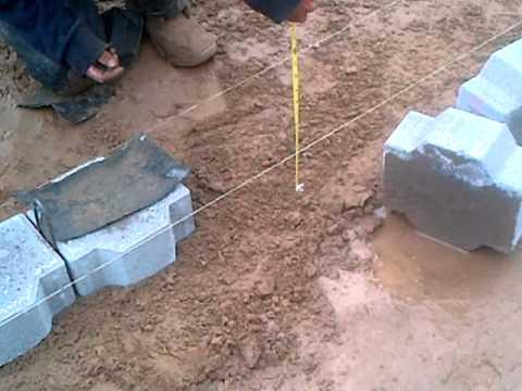 Instalacion adoquin guatemala youtube for Colocar baldosas sobre hormigon