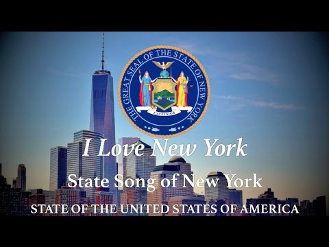 USA State Song: New York - I Love New York