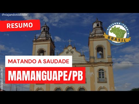 Viajando Todo o Brasil - Manaíra/PB