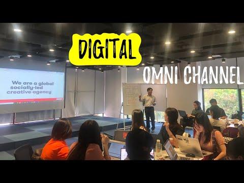 Huấn luyện khóa học Digital Marketing đa kênh (Digital OmniChannel) cho FPT Software Hà Nội 11/2020