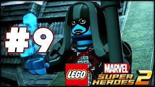 LEGO Marvel Superheroes 2 - Part 9 - Ronan! (HD Gameplay Walkthrough)