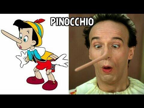 Pinocchio în viața reală