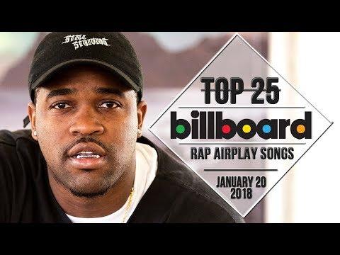 Top 25 • Billboard Rap Songs • January 20, 2018 | Airplay-Charts