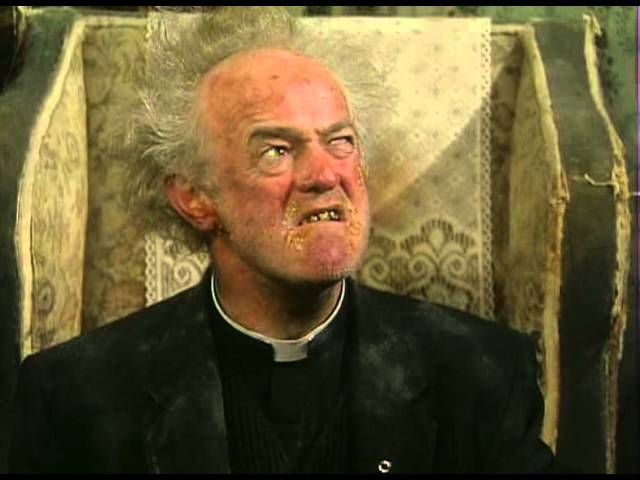 Frank Kelly's six best moments as Father Jack | The Independent