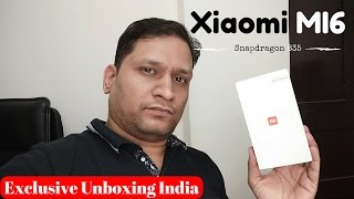 Exclusive : Xiaomi Mi6 First Hindi India Unboxing | Giveaway | Sharmaji Technical