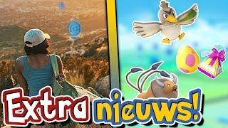 ULTRA BONUS GOEDMAKERTJE in Pokémon GO?! (Nederland) - m/ Soeren!