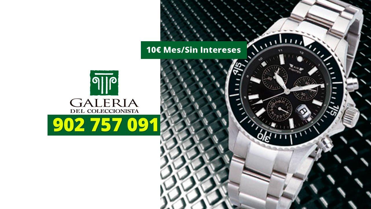 Fighter Reloj Para Hombre Cronógrafo 902757091 Air xdCeBo