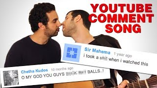 YouTube Comment Song - Dave and Ethan