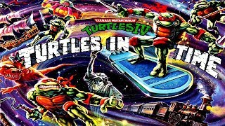 Teenage Mutant Ninja Turtles 4 - Turtles in Time