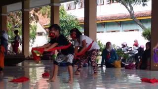 Belajar Budaya Indramayu (Tari Topeng)