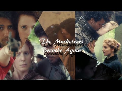 The Musketeers Couples Breathe againSara Bareilles