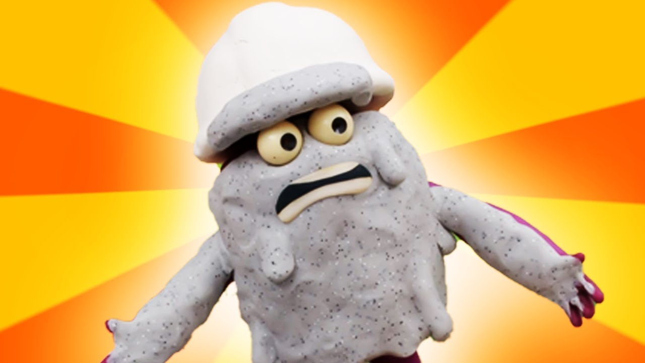 Play-Doh Official | Cement Truck Fail | Play-Doh Show Stop Motion