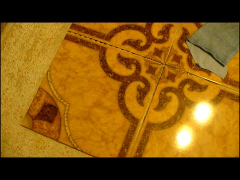 Lay Floor Tile in the Dining Room Part 12 Conclusion