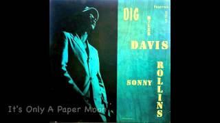 Miles Davis & Sonny Rollins. Dig.