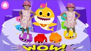 Baby Shark Dance & Pinkfong Sing & Dance Pinkfong songs, For Children and kids Baby Show