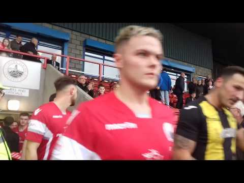 Stirling Albion v Lothian Thistle Hutcheson Vale 14 Oct 2017