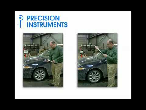 Precision Instruments Click Type Torque Wrench - Made In USA