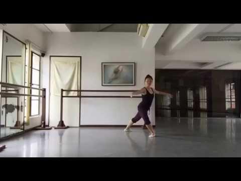 Intermediate ISTD Ballet 1st Port de Bras