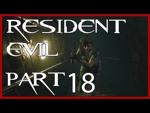 Resident Evil HD Remaster Walkthrough: Laboratory Codes and MO Disks - Part 18 (Jill)