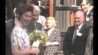 Bagrit Centre Royal Opening 1991
