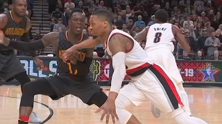 Paul Millsap Beats Buzzer to Force Overtime! Hawks vs Blazers