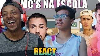 Baixar MC's NAS VOLTA AS AULAS!! #REACT