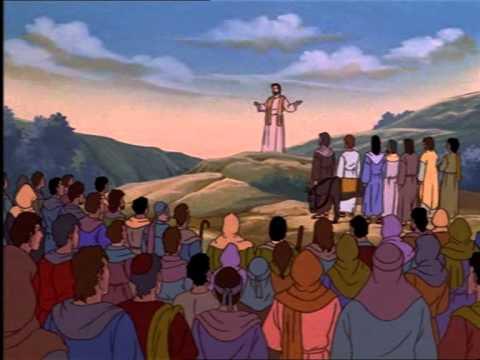 * ΙΗΣΟΥΣ ΧΡΙΣΤΟΣ, Παιδικό, Γέννηση, θαύματα, παραβολές, κινούμενα σχέδια
