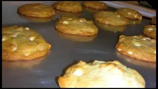 Macadamia Nut Cookies Recipe Watch In Hd